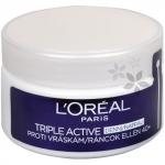 Zpevňující krém s Pro-Retinolem proti vráskám 40+ Triple Active - Zpevňující krém s Pro-Retinolem proti vráskám 40+ Triple Active  50ml ml